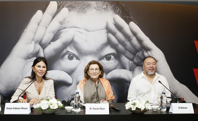 Çin'in asi dahisi Ai Weiwei'nin 100 eseri Sakıp Sabancı Müzesi'nde