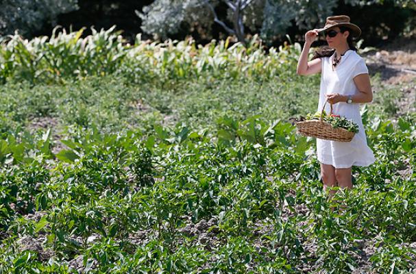 Organik tarımın altın madalyalı yıldızı; Pelin Omuroğlu Balcıoğlu  ile tanışın
