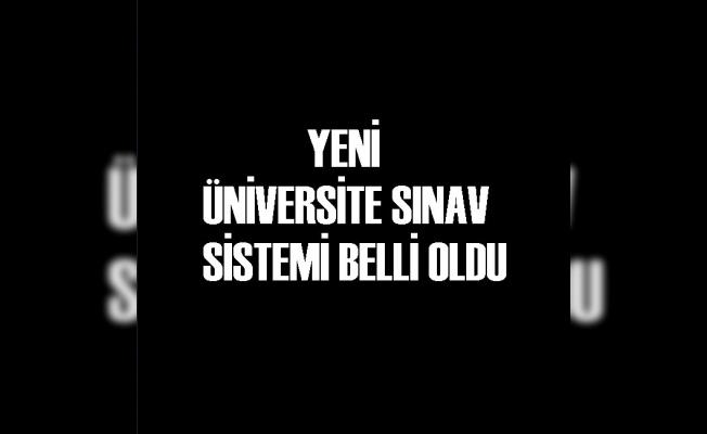 YÖK Başkanı açıkladı yeni üniversite sınavı nasıl olacak?