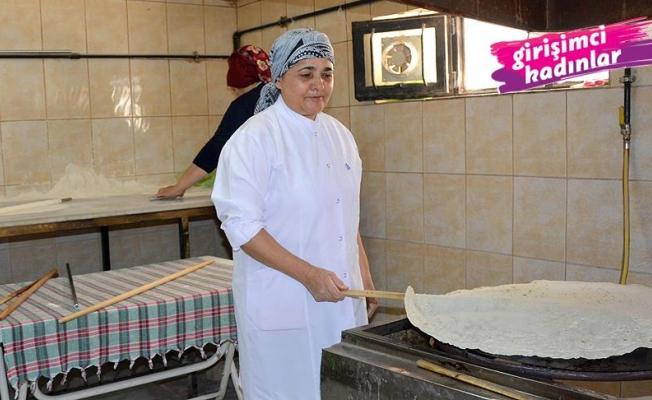 Zeliha Dağdelen, yevmiyeyle çalıştığı iş yerinin sahibi oldu