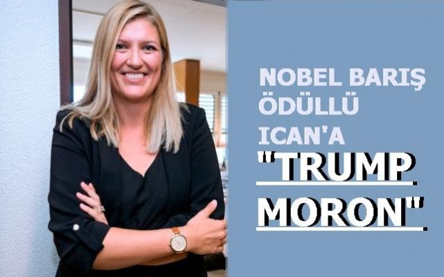 Nobel Barış Ödülü, müdürü Fihn'in  'Trump Moron' diyen ICAN'a verildi. Beatrice Fihn kimdir?