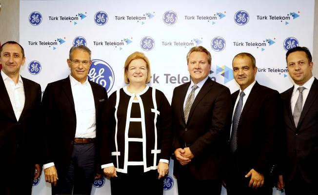 Türk Telekom ve GE Dijital, Endüstri 4.0 devrimi için güç birliği
