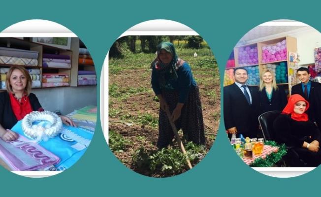20 bin yoksul kadın mikro krediyle iş kurmak için hayırseverlerin desteğini bekliyor