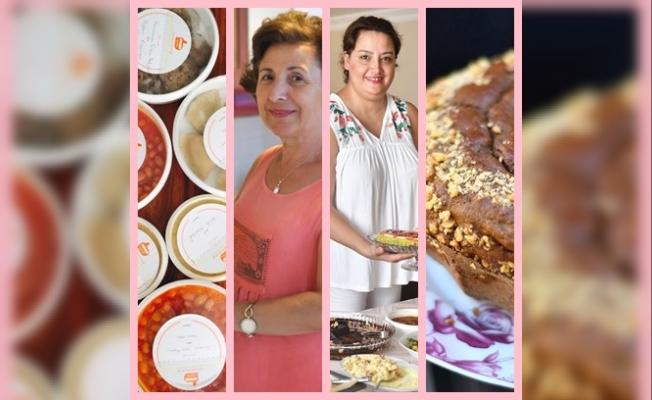70 kadın yemeklerini MamaMe'de satıyor