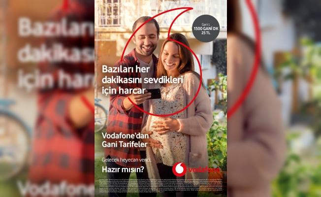 Dünyada bir ilk; Vodafone'dan faturasız hatlara internet özgürlüğü