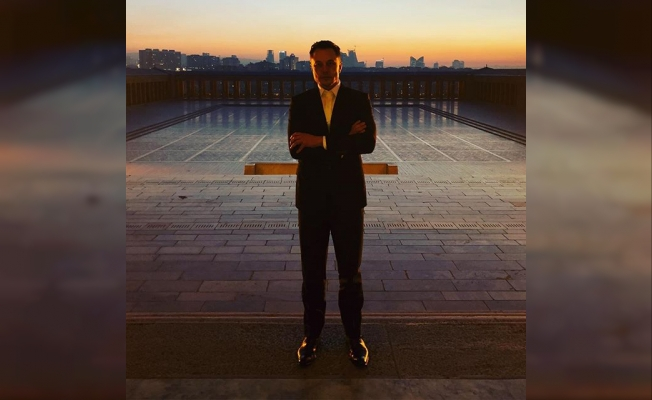 Elon Mask'ın Anıtkabir ziyareti büyük ilgi gördü