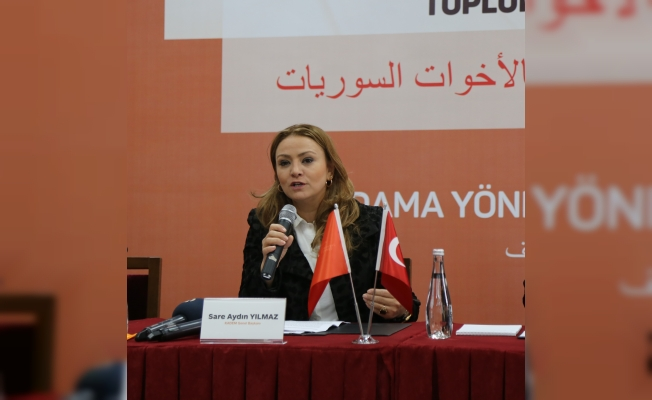 KADEM, Sakarya'daki Suriyeli sığınmacı kadınlara mesleki eğitim ve iş sağlayacak