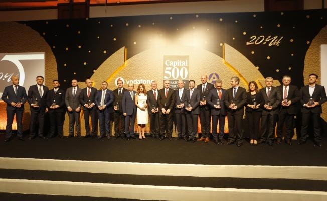İşte Türkiye'nin 500 büyük özel şirketi
