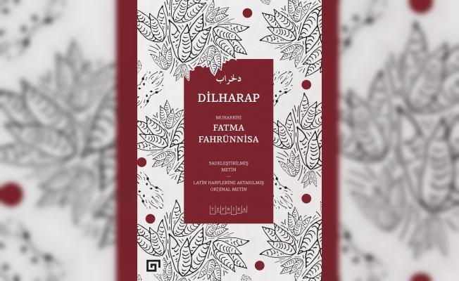 KÜY'ün Tefrika Dizisi'nden yeni kitap; Dilharap
