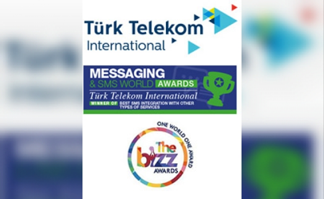 Türk Telekom, Global Carrier Awards'da 3 ödül kazandı