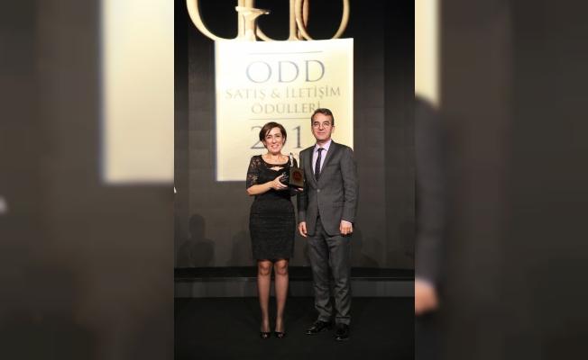 ODD'den Trafik Hayattır'a ödül