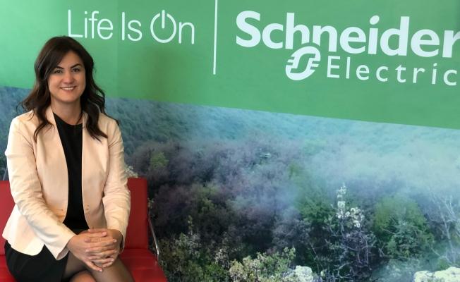Schneider Electric Türkiye, Genel Müdür Yardımcısı Esin Gül oldu