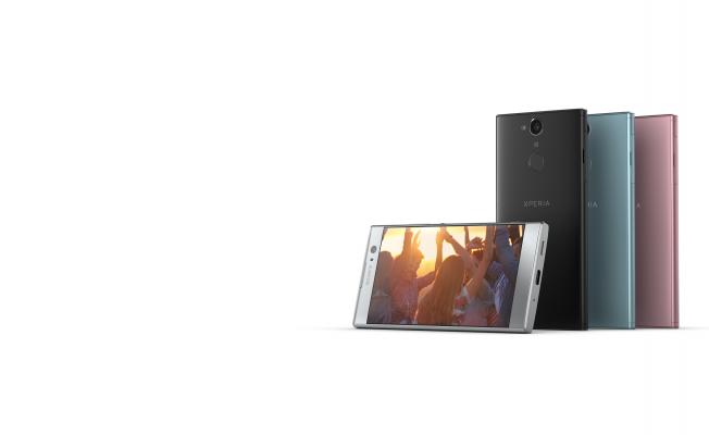 Sony'den selfie odaklı akıllı telefon