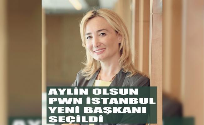 Aylin Olsun, PWN Istanbul Yeni Başkanı seçildi