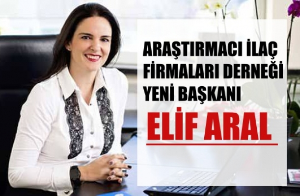 Elif Aral, AIFD'nin Yönetim Kurulu Başkanlığına seçildi