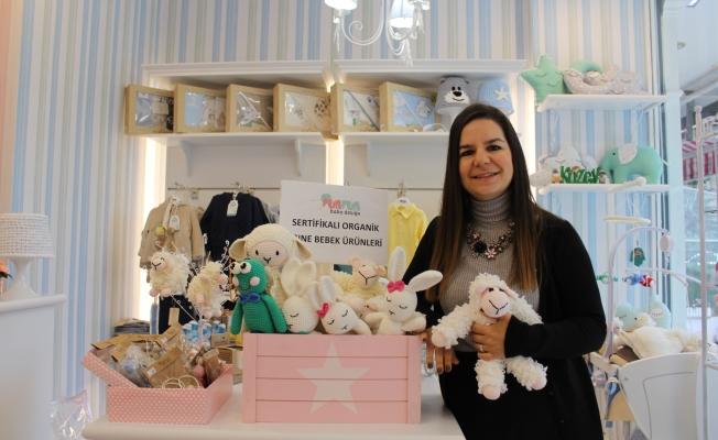 Kadın girişimci Yeşim Yörükoğlu, arkadaşının kızına benzeyen bebek yaptı iş kurdu