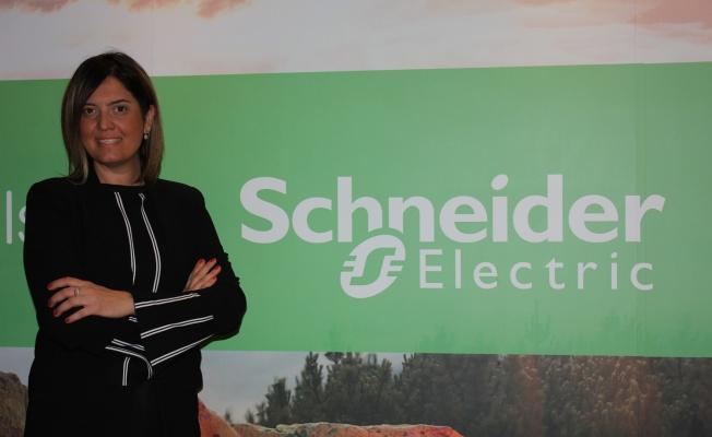 Schneider Electric Türkiye'de Neslihan Ogan Gümrükçü'ye üst düzey atama
