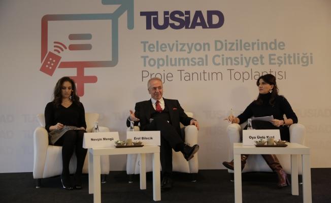 TÜSİAD, Televizyon Dizilerinde Toplumsal Cinsiyet Eşitliği Projesi Başlattı