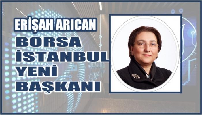 Borsa İstanbul'a ilk kadın başkan,  Prof.Erişah Arıcan kimdir?