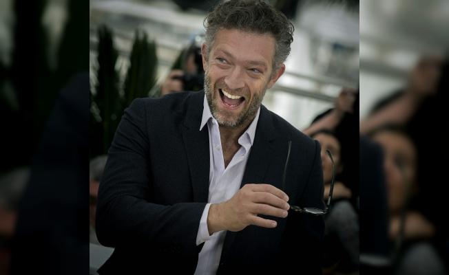 Fransız sanatçı Vincent Cassel, Uluslararası Antalya Film Festivali için Türkiye'ye geldi