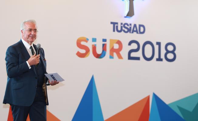İlham verici hikayeler, İzmir'deki TÜSİAD SÜR'de buluştu