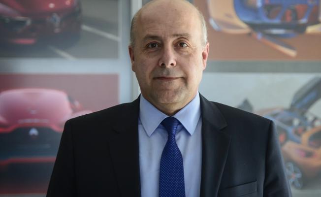 """Oyak Renault Genel Müdürü Antoine Aoun:  """"Oyak Renault'da üretim devam ediyor"""""""