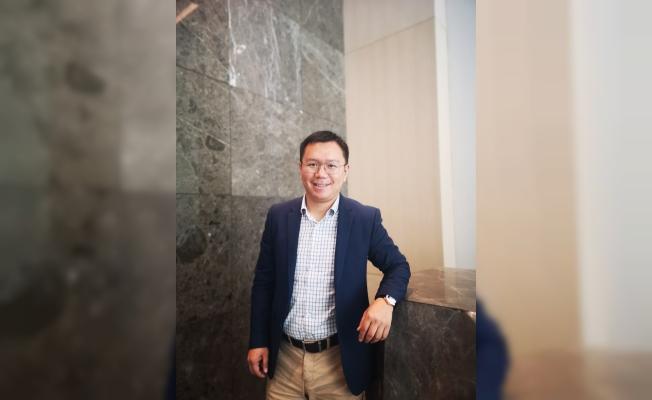 """Seth Wang, """"Huavei'nin Türkiye pazar payı %21'i geçti"""""""