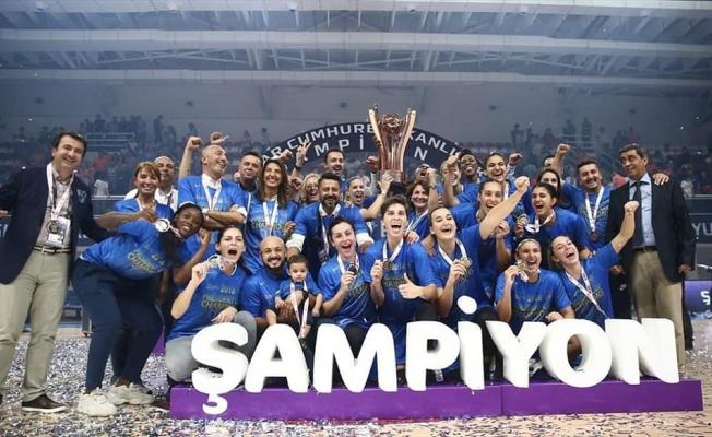 26. Kadınlar Cumhurbaşkanlığı Kupası'nı Hatay Büyükşehir Belediyespor kazandı.