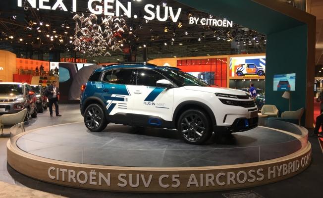 Yeni Citroën C5 Aircross, Paris'te tanıtıldı
