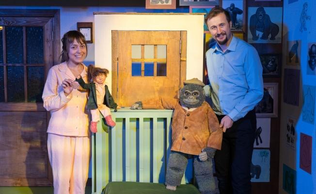 """Akbank Çocuk Tiyatrosu'nun Oyunu: """"Goril"""""""