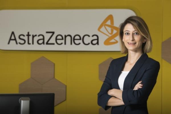 AstraZeneca Türkiye'de Semiha Kirişçi'ye yeni görev