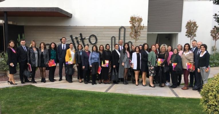 AXA Sigorta, kadın girişimcilerle buluşuyor