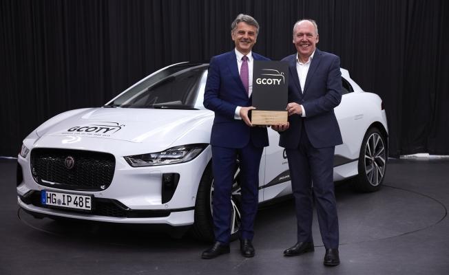 Tamamen Elektrikli Jaguar I-PACE  Almanya'da Yılın Otomobili Seçildi