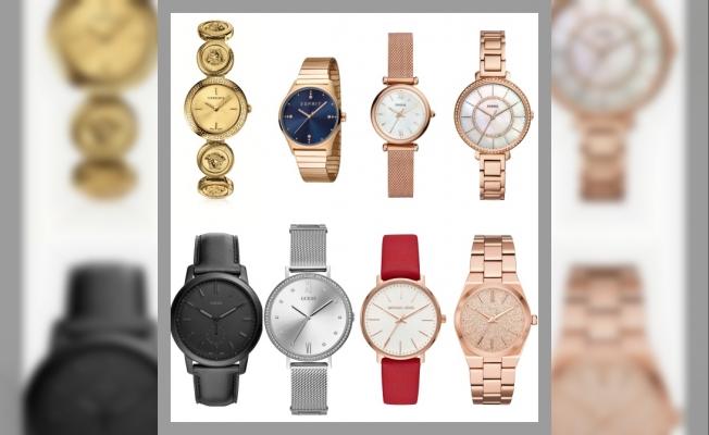 Yılbaşı hediyesi için saat modelleri