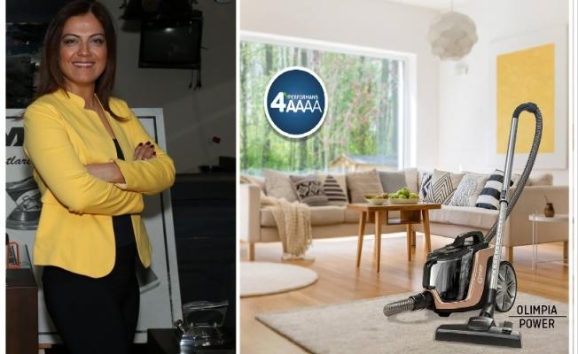 """Mehtap Yıldız, 'Arzum Olimpia Power süpürgemiz evlerde değişim yaratacak"""""""