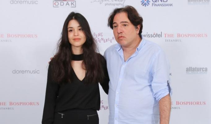 Dünya devi Sony, ÇEV'in genç yeteneği Iraz Yıldız'a albüm yaptı