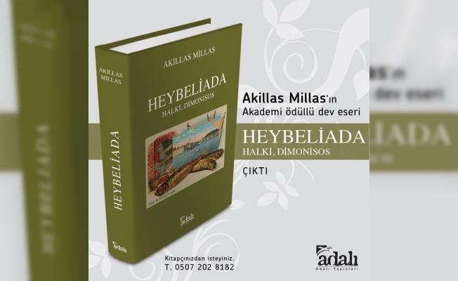 Akillas Millas'ın Heybeliada Halki, Dimonisos kitabı yeniden yayınlandı