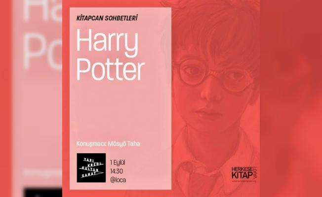 """Herkese Kitap Vakfı'ndan 1 Eylül'de ücretsiz sohbet,  """"Harry Potter'ı bir de Mösyö Taha'dan dinleyin"""""""