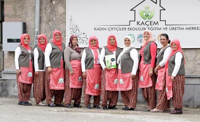 """Kayserili kadınlar, """"Organik ürünleri bizden alın"""""""