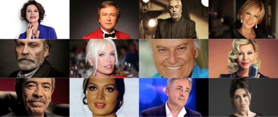 Türkiye'nin En Güzel Yaş Alan Ünlüleri: Nebahat Çehre ve Mehmet Aslantuğ
