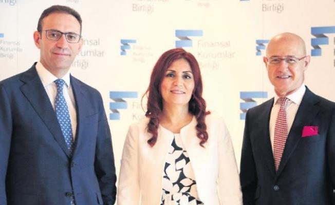 Vakıf Faktoring Genel Müdürü Aynur Eke, FKB'nin yeni başkanı oldu