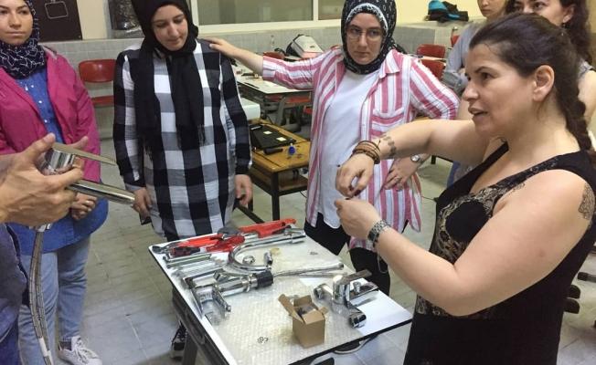 Vitra'dan Kadın Ustalar'a Eğitim