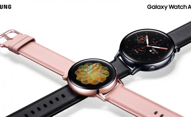 Yeni Özellikler Kazanan Galaxy Watch Active2 Türkiye'de