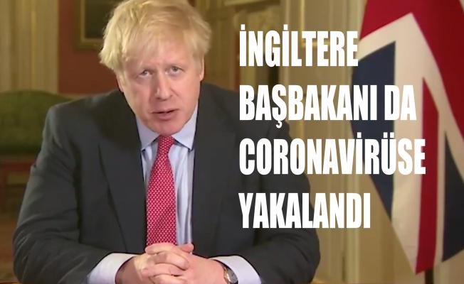 İngiltere Başbakanı Boris Johnson da  Coronavirüs'e Yakalandı