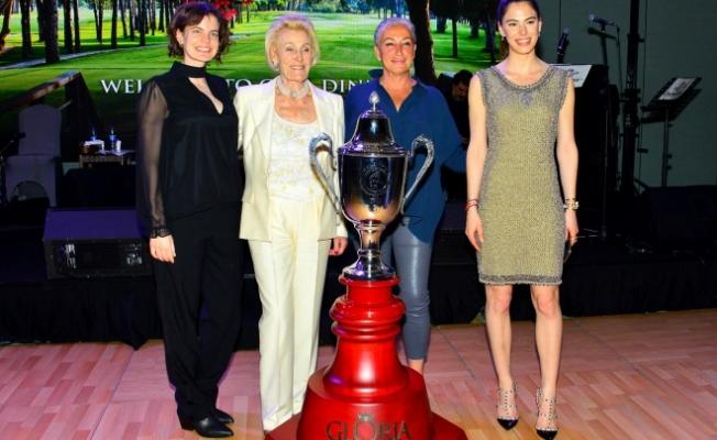 Sebahat Özaltın Ladies Golf Turnuvası'da Beyhan Benardete 1. Oldu