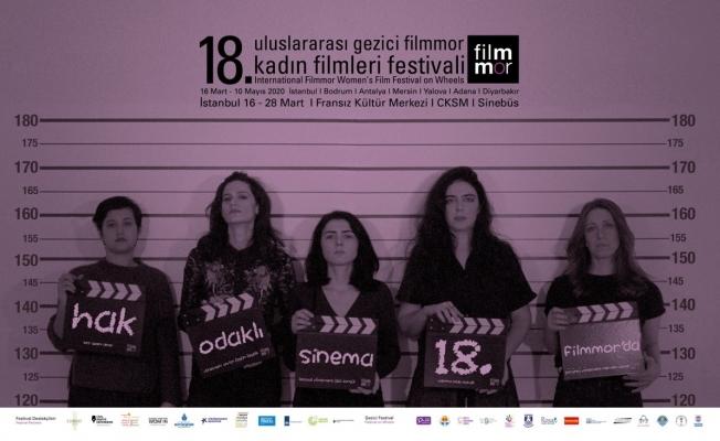Uluslararası Gezici Filmmor Kadın Filmleri Festivali Başlıyor