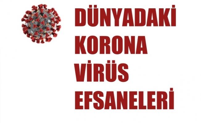 Corona Virüs Efsaneleri