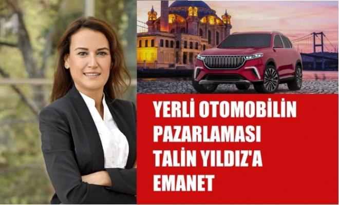 TOGG Yerli Otomobilin Pazarlamasını Talin Yıldız'a Emanet Etti