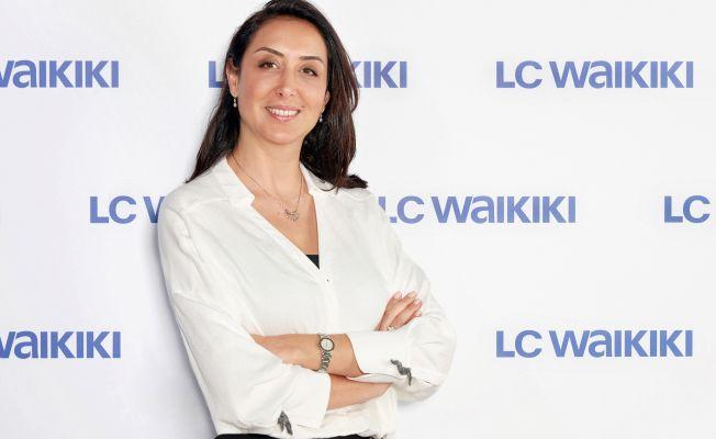 LC Waikiki'de Mağazacılık Yeni Genel Müdürü Berna Akyüz Öğüt Oldu