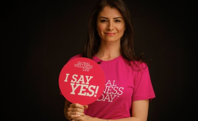 Belgin Aksoy'un düzenlediği Global Wellness 63 Konuşmacıyla Canlı Yayınlanacak